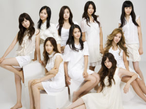 girls generation debut