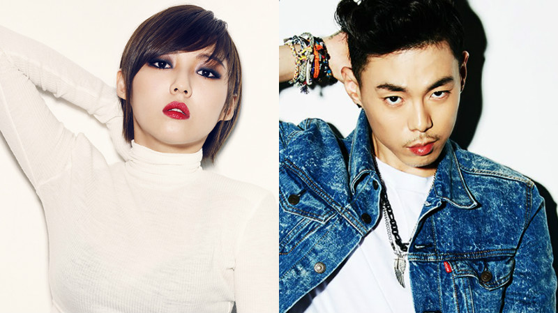 Breaking: miss A's Min And G.Soul Revealed To Be Dating