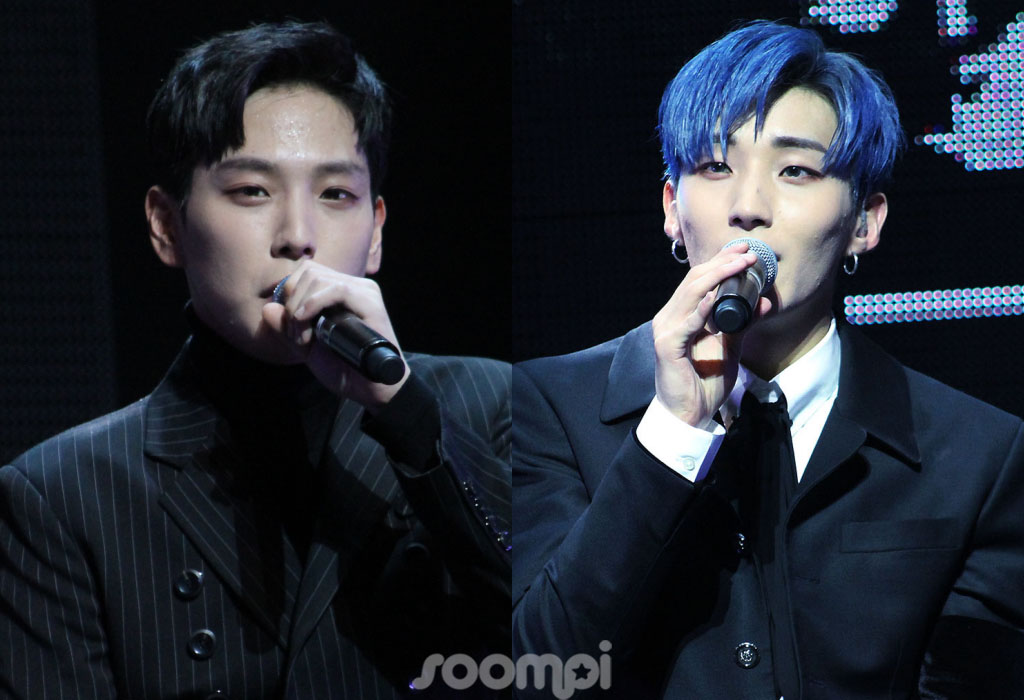 B.A.P's Himchan Explains How Jongup Ended Up Kissing Him
