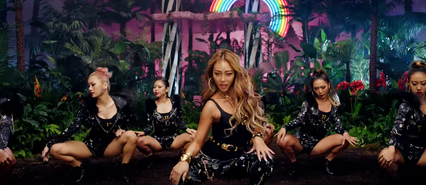 "Watch: Hyorin Leaves You All Hot And Bothered In Official Solo Comeback MV ""Paradise"""