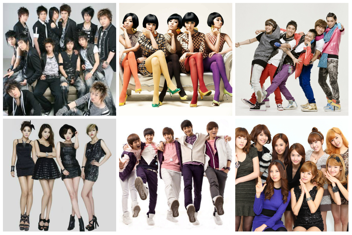 Throwback Thursday: Highlights From The Past 10 Years of K-Pop