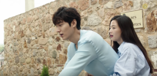 The legend of the blue sea 4th teaser 1