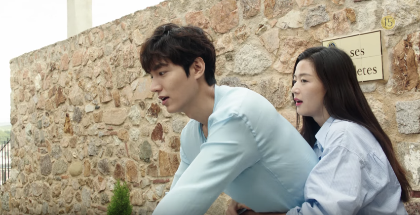 "There's A Hint Of (Wild) Romance In Latest ""The Legend Of The Blue Sea"" Trailer"