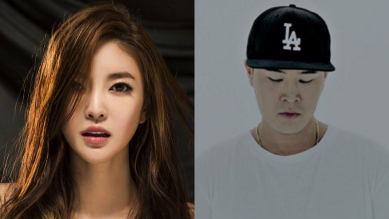 NS Yoon-G Is Confirmed To Be Dating Former Duble Sidekick Member Chancellor