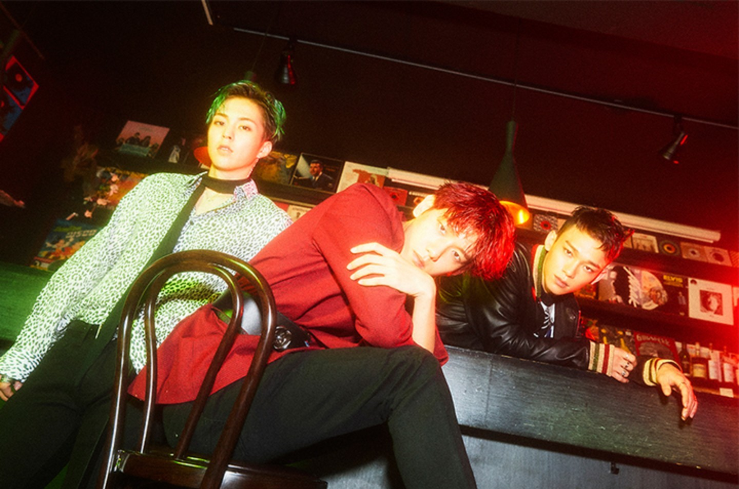 EXO-CBX Tops Billboard's Weekly World Albums Chart