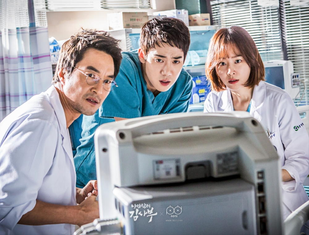 """Romantic Doctor Kim"" Soars In Viewership Ratings"