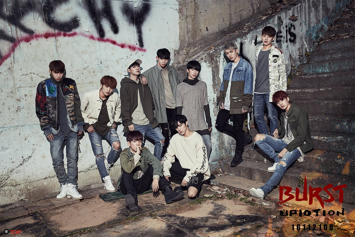 """UP10TION Announces """"Burst"""" Comeback With Teaser!"""