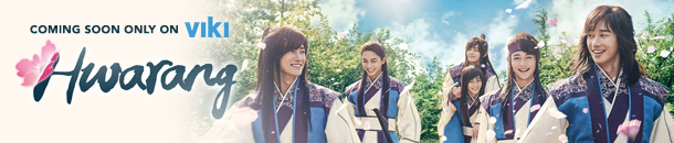 "Watch ""Hwarang: The Beginning"" Exclusively on Viki!"
