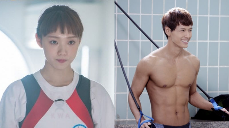 """Weightlifting Fairy Kim Bok Joo"" Releases A Mix Of Bright And Serious Stills"