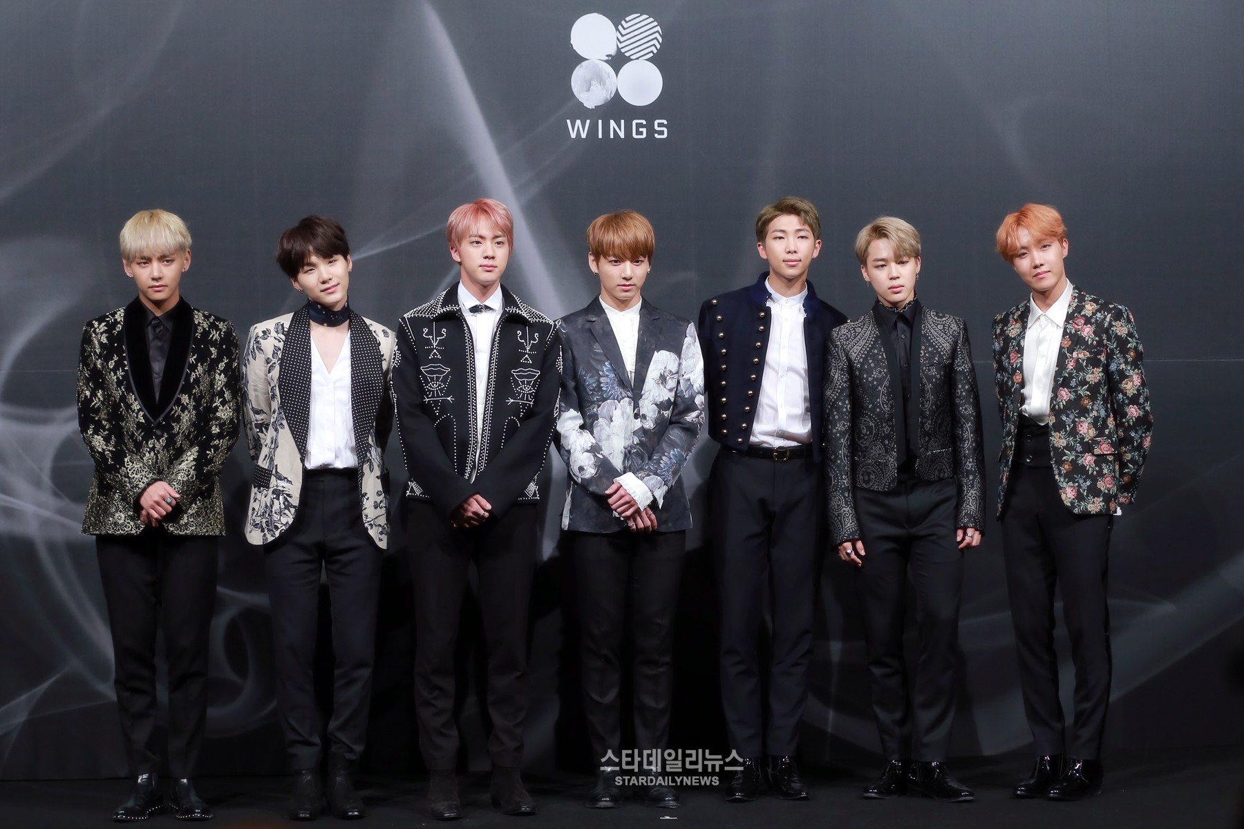 """BTS Creates New Record On Gaon Chart With """"WINGS"""""""