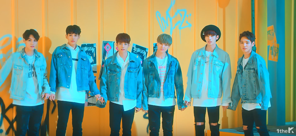 Victon Members Reveal That They Consider Beast As Their Role Model Soompi