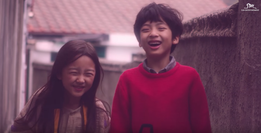 Watch: SM Kids Models Kim Ha Eun And Kim Do Hyun Are Way Too Cute In New SM STATION MV