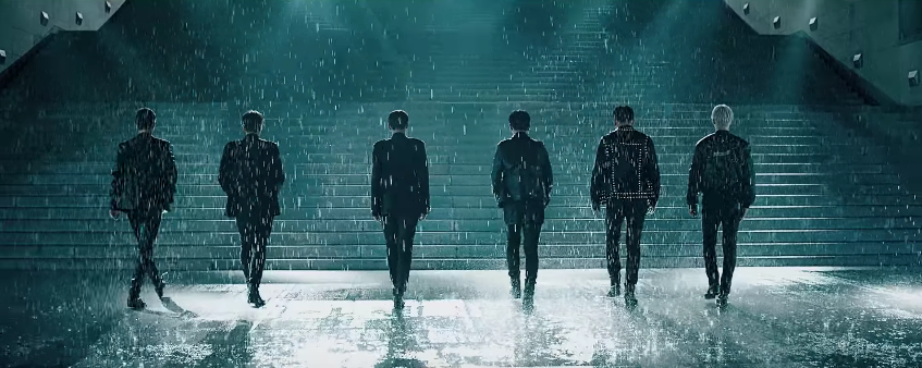 "Watch: SNUPER Drops MV Teaser For ""It's Raining"""