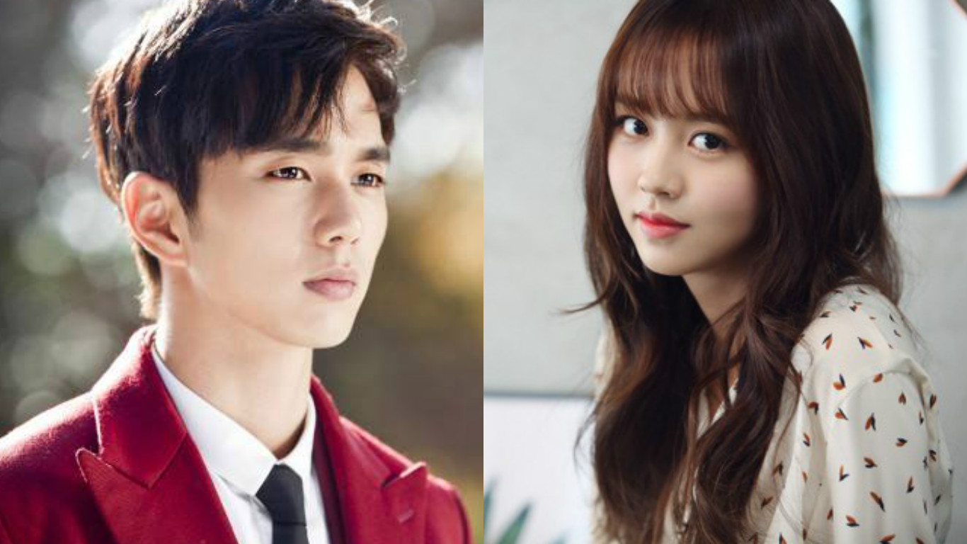 Yoo seung ho and kim so hyun cast in new historical drama soompi yoo seung ho and kim so hyun cast in new historical drama thecheapjerseys Gallery