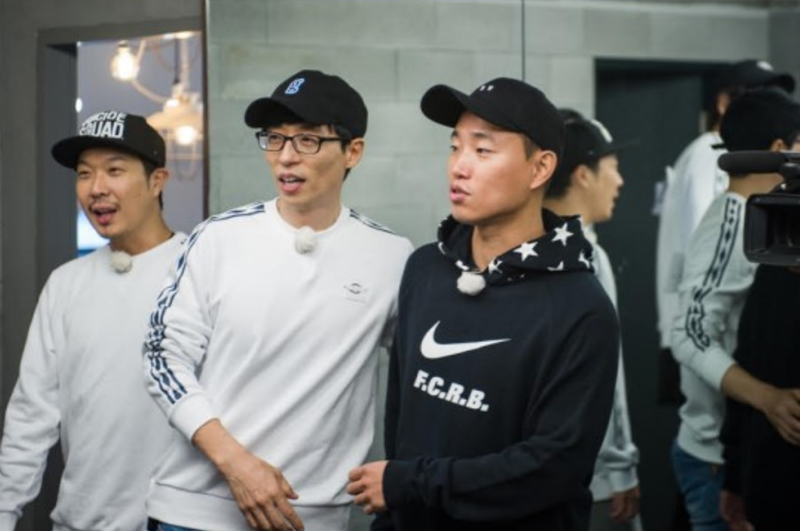"""Gary Unknowingly Joins Next Episode Of """"Running Man"""""""