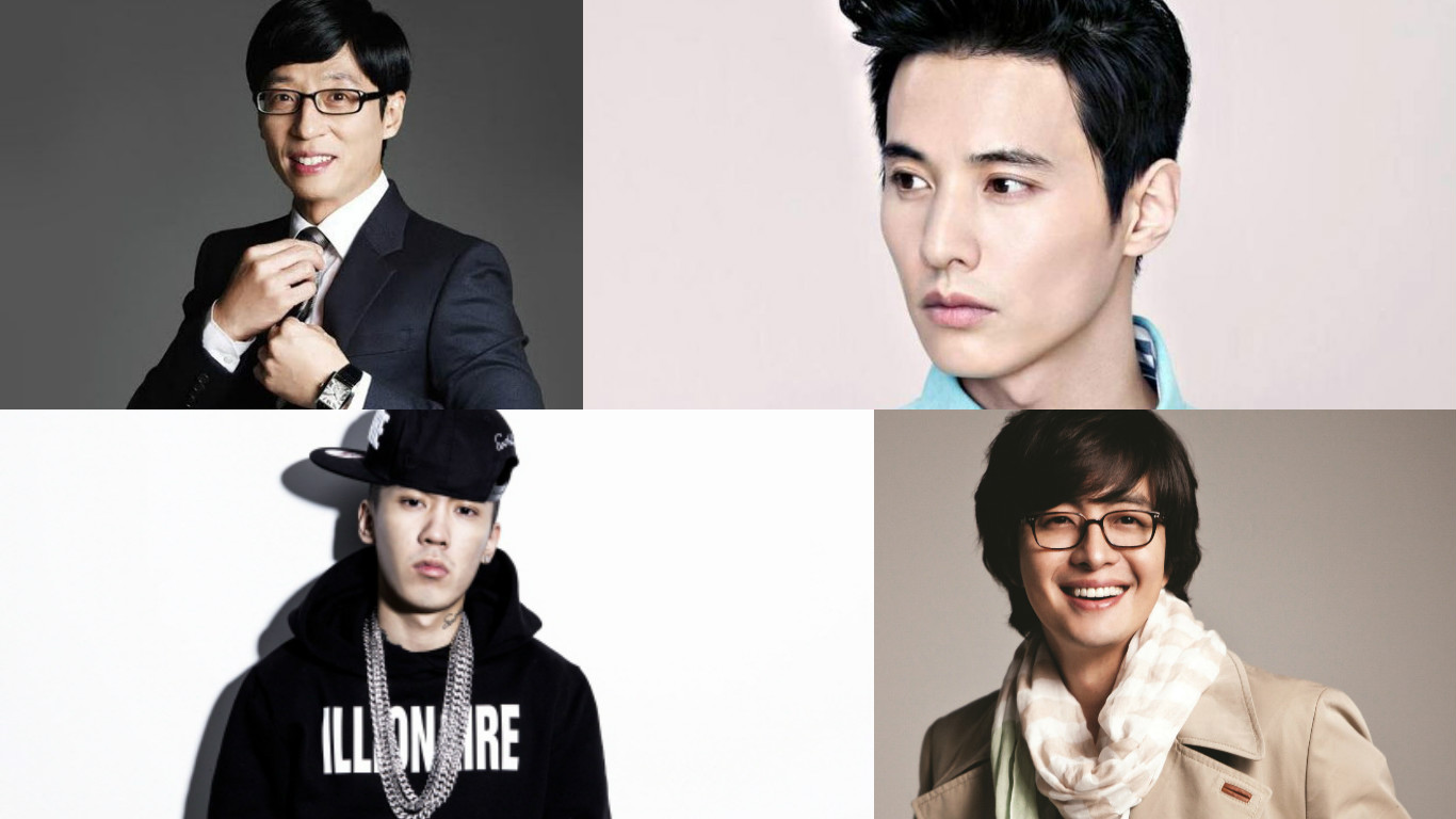 """Section TV"" Lists Celebrities With Classic Rags-To-Riches Stories"