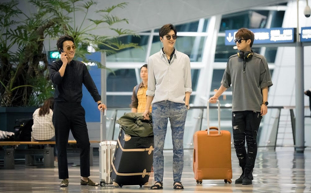 Lee Hee Joon Lee Min Ho Shin Won Ho 2