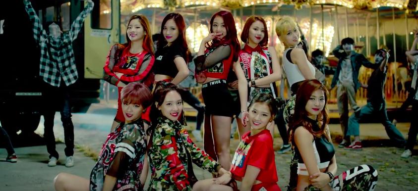 "TWICE Makes K-Pop YouTube History With ""Like OOH-AHH"""