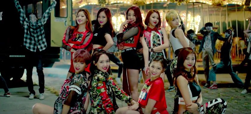"TWICE Makes K-Pop YouTube History With ""Like OOH-AHH"""
