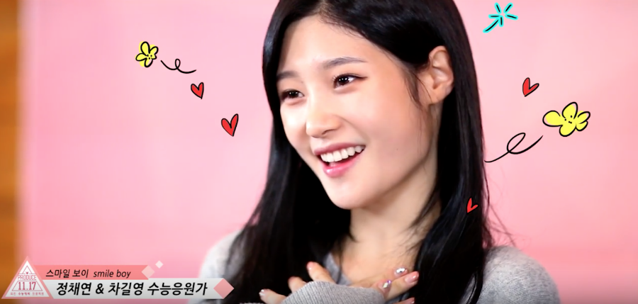 I.O.I's Jung Chaeyeon Will Make You Feel So Much Better About Exams