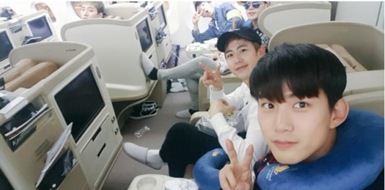 2PM Jet Off To The Australian Wilderness For New Travel Variety Show