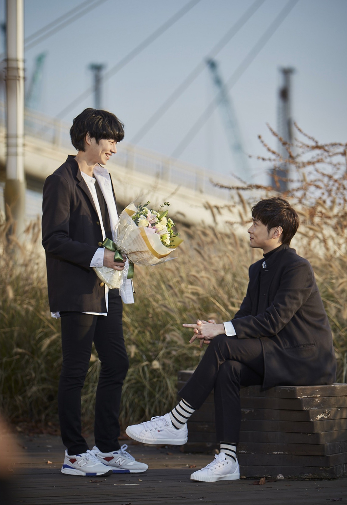 "Kim Heechul And Min Kyung Hoon's ""Sweet Dream"" Shows Some Sweet Results On Music Charts"