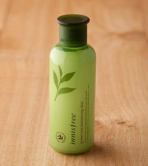 greenteabalancing skin
