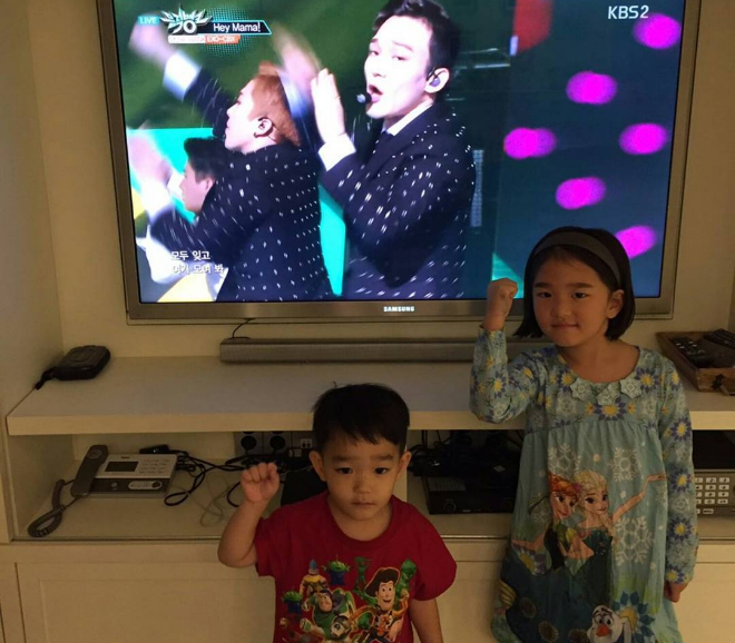 SoDa Siblings Are Always Ready To Cheer On Their Favorite Uncle, EXO-CBX's Chen