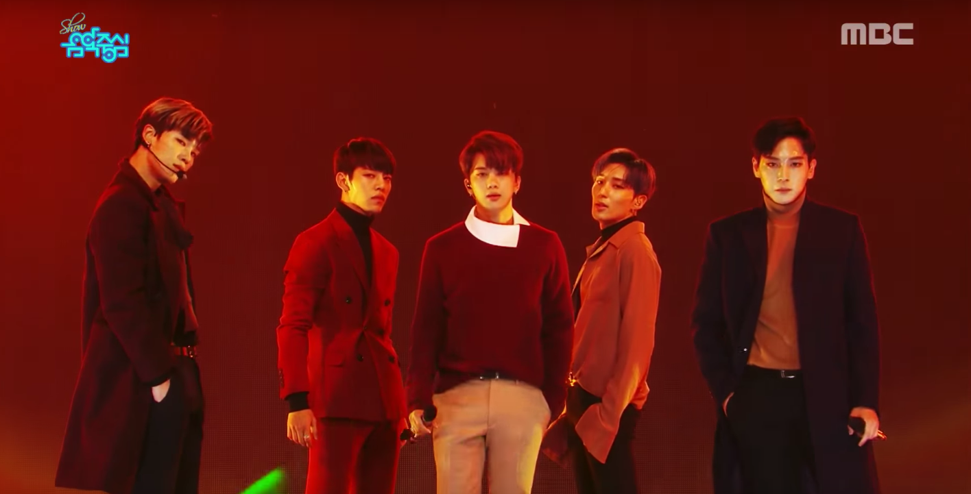 "Watch: B.A.P, MAMAMOO, ASTRO, And More Perform On ""Music Core"""