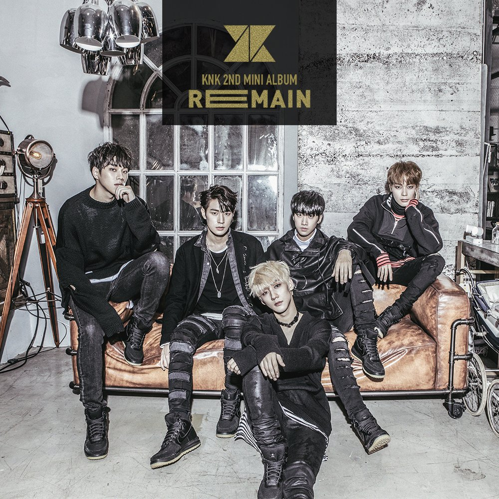 "Listen: KNK Gives A Sneak Peek Of Their Upcoming Mini Album ""Remain"""