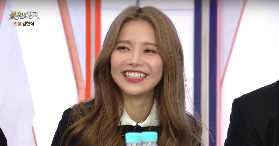 MAMAMOO's Solar Reveals Why She Didn't Use Her Original Choice Of Stage Name