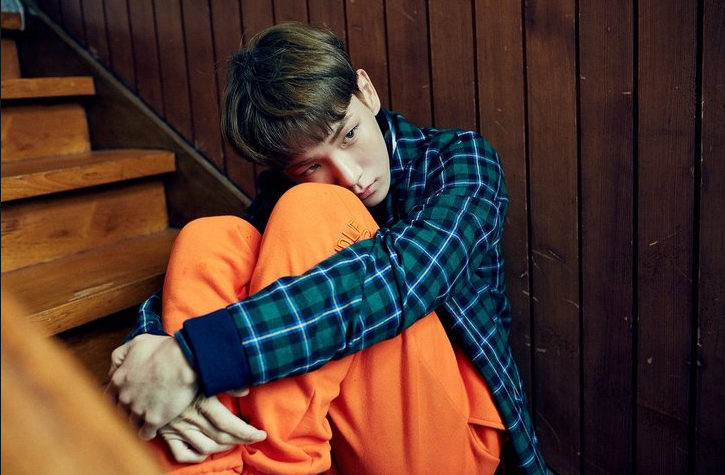 SHINee Continues With Fall Theme in Latest Teaser Images For Key And Minho