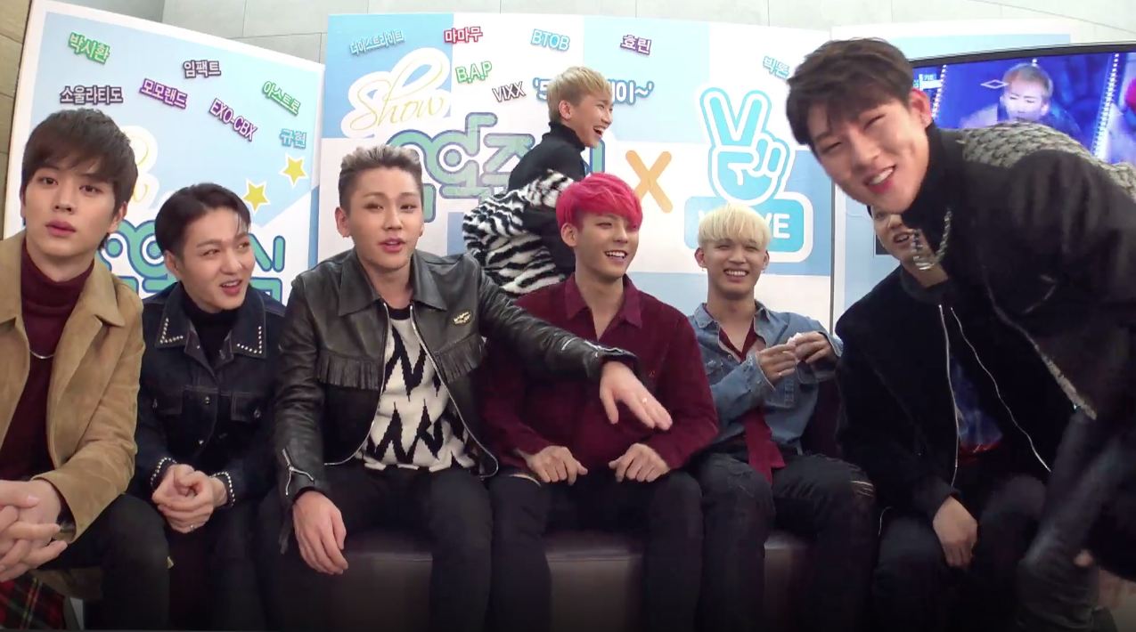 Watch: EXO-CBX, VIXX, BTOB, B A P, And More Make Each Other Laugh