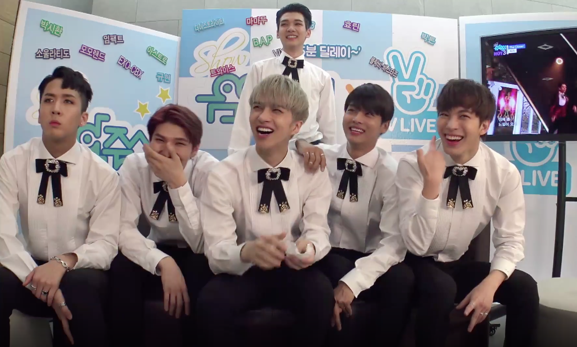 Watch: EXO-CBX, VIXX, BTOB, B A P, And More Make Each Other