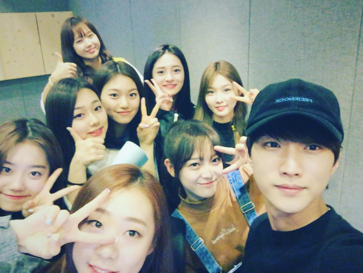 B1A4's Jinyoung Dishes On The Special Place I.O.I Has In His Heart