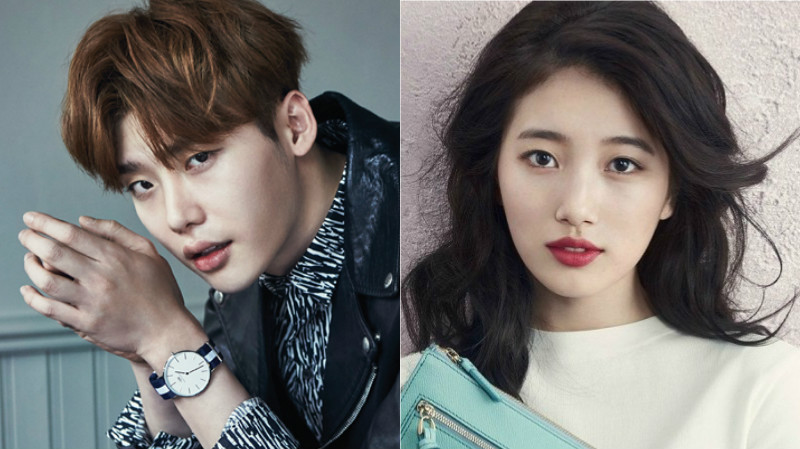 Lee Jong Suk And Suzy In Talks For New Drama Together