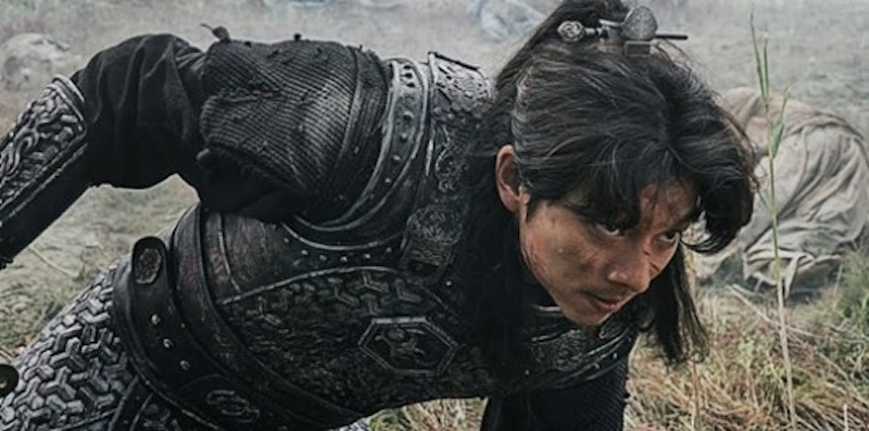 """Gong Yoo Is a Fearless Warrior In New Stills From """"Goblin"""""""
