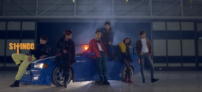 """Watch: SHINee Says """"Tell Me What To Do"""" In Visually Gripping Comeback MV"""