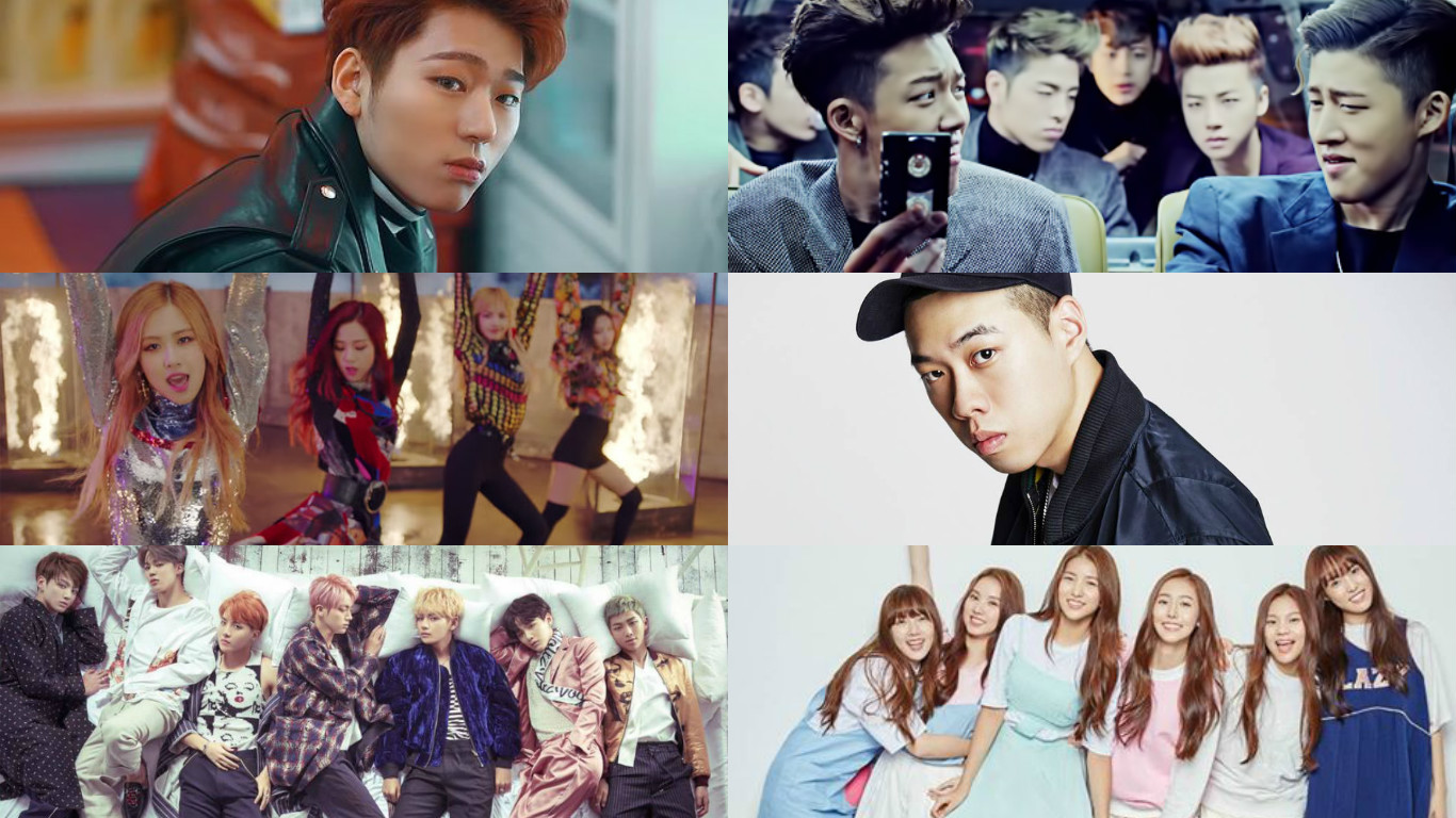 2016 Melon Music Awards Announces First Lineup Of Artists