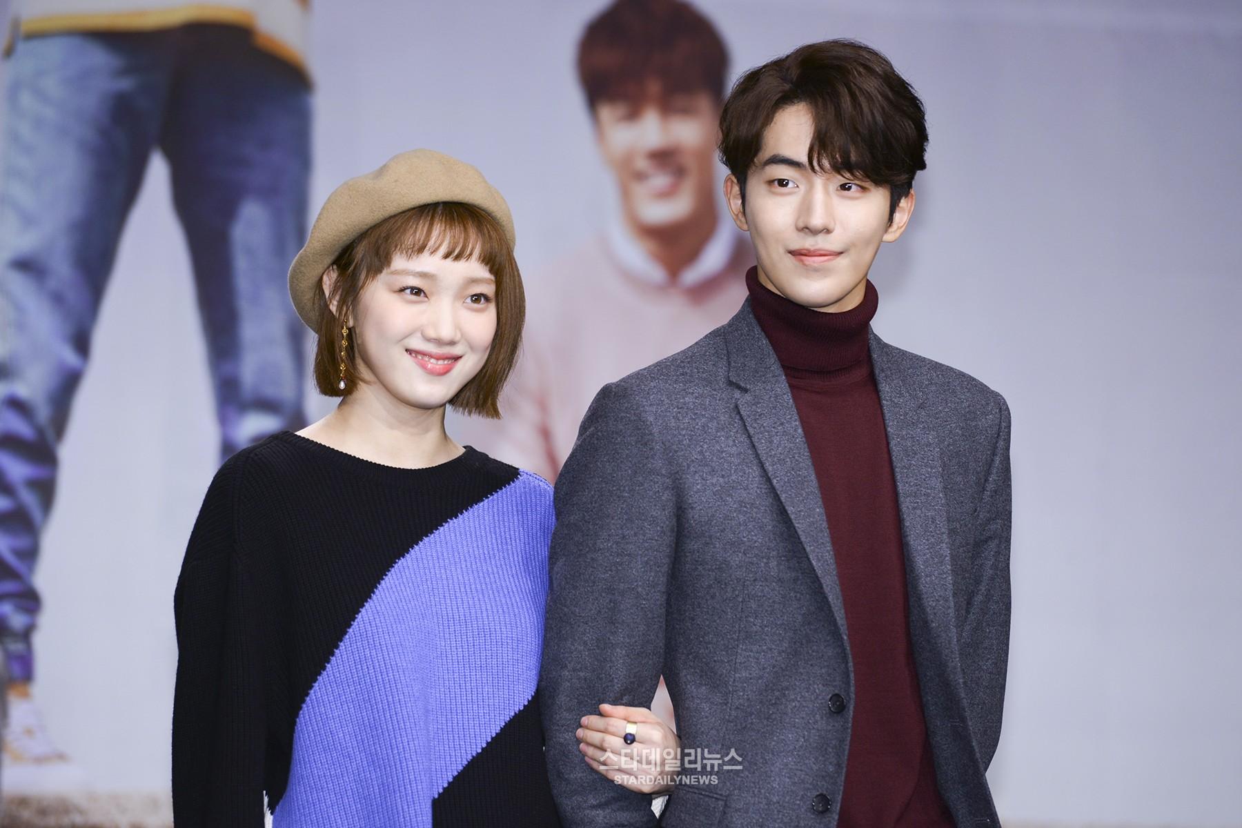 Lee Sung Kyung And Nam Joo Hyuk Talk About Going Up Against Jun Ji Hyun And Lee Min Ho's Drama