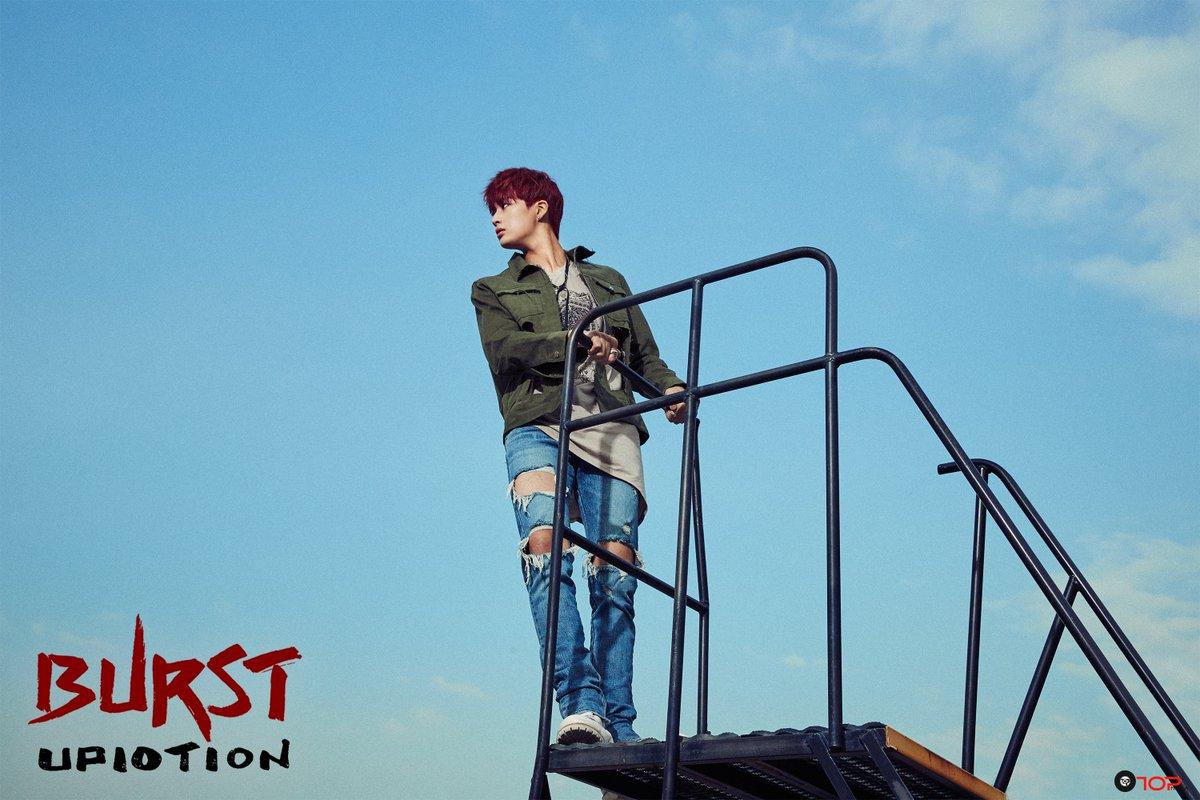 "UP10TION Releases Charismatic Pre-Album Photos for ""Burst"""