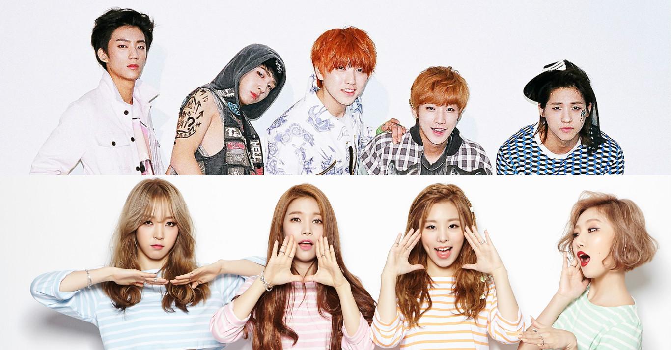 "B1A4 And MAMAMOO Confirmed As Upcoming Hosts For ""SNL Korea"" Season 8"