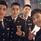 Brian Joo Has A SMTOWN Reunion With TVXQ's Changmin, Super Junior's Choi Siwon And Donghae