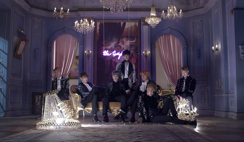"BTS's ""Blood Sweat & Tears"" Is The Most Watched K-Pop Music Video In October 2016"