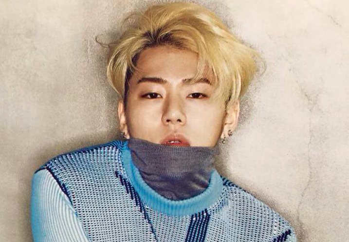 "Block B's Zico Thanks Fans For His Unexpected ""Inkigayo"" Win"
