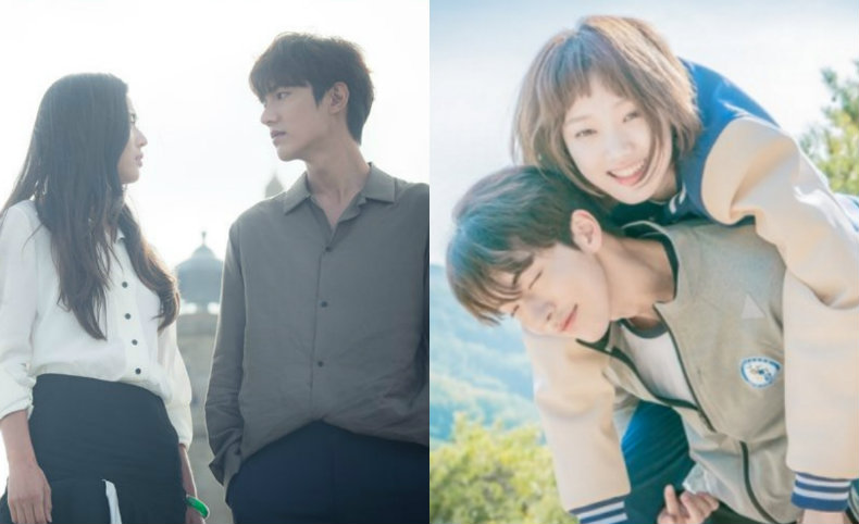 """The Legend of the Blue Sea,"" ""Weightlifting Fairy,"" ""Oh My Geum Bi"" Premiere On Same Day In Fierce Ratings Battle"
