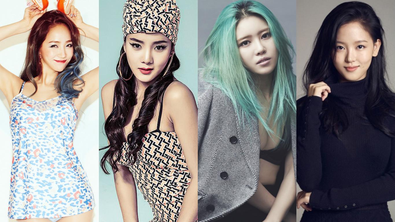 Wonder Girls' Yeeun, SPICA's Bohyung, Suran, And Kang Han Na To Star On New Music Variety Show