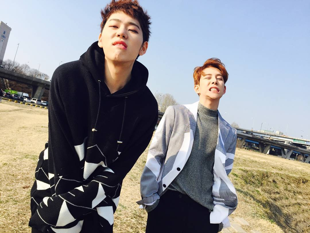 Block B's Zico Tries Giving Park Kyung's Follower Count A Boost