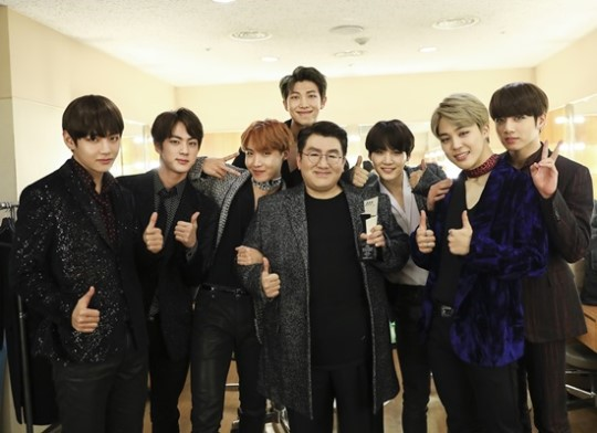 Bang Shi Hyuk Talks About BTS's Popularity, Success, And More