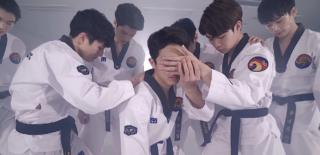 K-Tigers BTS Blood Sweat & Tears